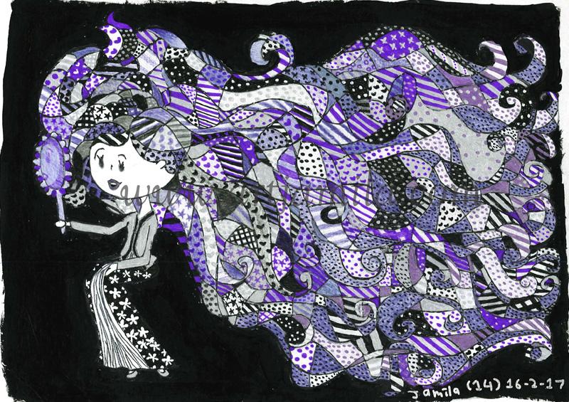 Rapunzel (Series 2B)