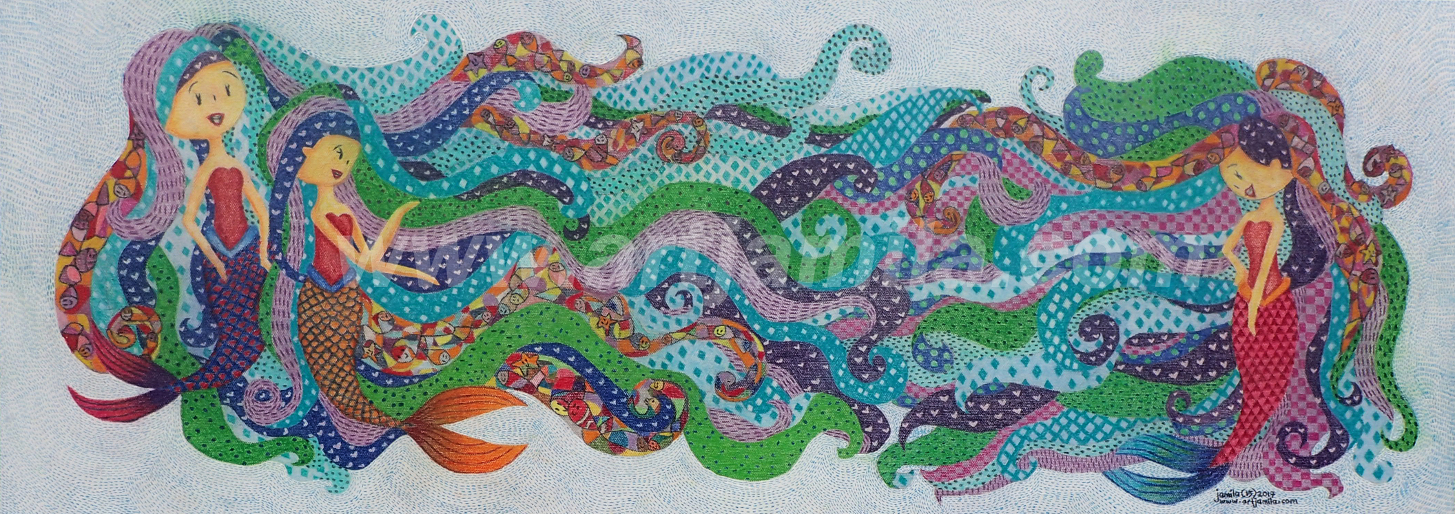 Mermaids Series 2