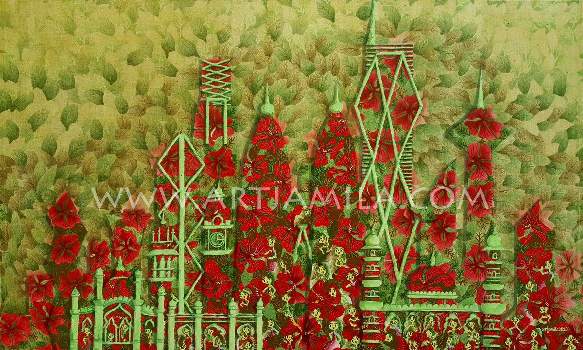 Green Cities Series 6