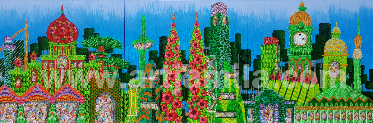 Green Cities Series 1A 1B 1C
